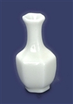 Porcelain bud Vase set 1672