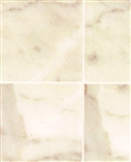 "White No Wax Marble 1"" square vinyl flooring sheets"