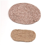 Braided Rug set - Miniature