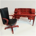 Carlton Desk and chair