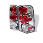 Spyder Auto Cadillac Escalade 2002-2006 Euro Style Tail Lights 5001603