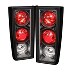 Spyder Auto Hummer H2 2001-2005 Euro Style Tail Lights 5005199