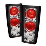 Spyder Auto Hummer H2 2001-2005 Euro Style Tail Lights 5005205