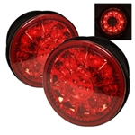 Spyder Auto Lexus IS300 2001-2005 LED Trunk Tail Lights 5005861