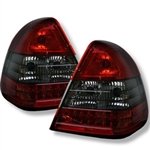 Spyder Auto Mercedes-Benz C220 1994-2000 LED Tail Lights 5006158