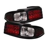 Spyder Auto Nissan 240SX 1995-1998 LED Tail Lights 5006622