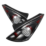 Spyder Auto Nissan 350Z 2003-2006 LED Tail Lights 5006714