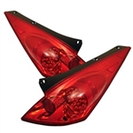 Spyder Auto Nissan 350Z 2003-2006 LED Tail Lights 5006738