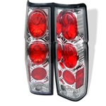 Spyder Auto Nissan D21 Pickup (Hard Body) 1986-1997 Euro Style Tail Lights 5006882