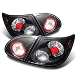 Spyder Auto Toyota Corolla 2003-2008 LED Tail Lights 5007360