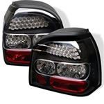 Spyder Auto Volkswagen Golf 1993-1998 LED Tail Lights 5008220