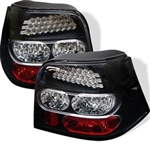 Spyder Auto Volkswagen Golf 1999-2004 LED Tail Lights 5008305