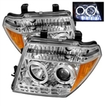 Spyder Auto Nissan Frontier 2005-2008 LED Halo Projector Headlights 5011534