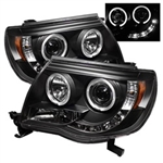 Spyder Auto Toyota Tacoma 2005-2011 LED Halo Projector Headlights 5011916