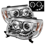 Spyder Auto Toyota Tacoma 2005-2011 LED Halo Projector Headlights 5011923