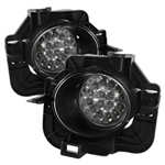 Spyder Auto Nissan Altima 2007-2009 LED Fog Lights 5015723