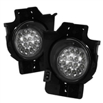 Spyder Auto Nissan Altima 2008-2010 LED Fog Lights 5015730