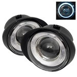 Spyder Auto Nissan Altima 2002-2004 Halo Projector Fog Lights 5021557