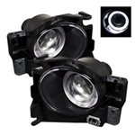 Spyder Auto Nissan Altima 2008-2012 Halo Projector Fog Lights 5021595