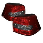 Spyder Auto Volkswagen Golf 1999-2004 LED Tail Lights 5033772