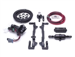 Fore Innovations   S197-C GT500 Level 2 Return Fuel System (triple pump) 2013+