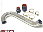 STM LOWER INTERCOOLER PIPE (STOCK FRAME TURBO) | EVO VIII-IX