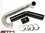 STM LOWER INTERCOOLER PIPE FORWARD FACING MANIFOLD EVO VIII-IX