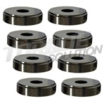 Torque Solution Shifter Base Bushing Kit: Mitsubishi Evolution Vll-IX 2001-06