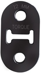 Torque Solution Exhaust Mount: 12 mm Long