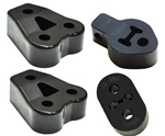 Torque Solution Exhaust Mount kit: Mitsubishi Evolution X  2008-11
