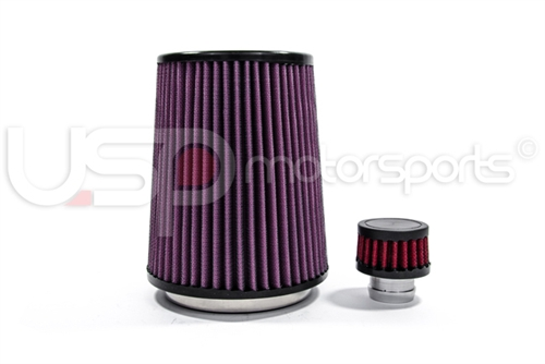USP Motorsports Audi 3 0T/3 2L Intake System w/ Heat Shield