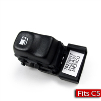 10276017 Fuel Door Release Switch for a 1997-2004 Chevrolet C5 Corvette - SMC Performance and Auto Parts