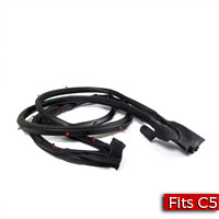 Driver Side Door Weatherstrip Factory Part nos. 10302723, 10236343 - SMC Performance and Auto Parts