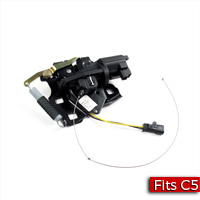 Rear Hatch Latch for a 1999-2004 Chevrolet C5 Corvette Hatch Back Coupe - SMC Performance and Auto Parts