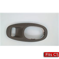Shale Driver (LT) Inside Door Handle Bezel - SMC Performance and Auto Parts