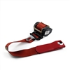 Red Passenger Side Seat Belt with Retractor Factory Part nos. 10347722, 89023909 - SMC Performance and Auto Parts