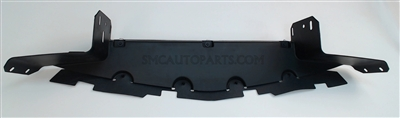 Front Fascia Extension for a 2006-2008 Cadillac XLR-V - SMC Performance and Auto Parts