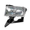 Driver Side (LH) Headlamp Assembly with Actuator Motor - USA/North America GM Part nos. 19177350, 10351403 - SMC Performance and Auto Parts