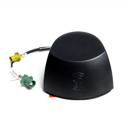 Digital XM Radio Antenna Dual (U2K) - Black Textured Factory Part no. 10353378 - SMC Performance and Auto Parts