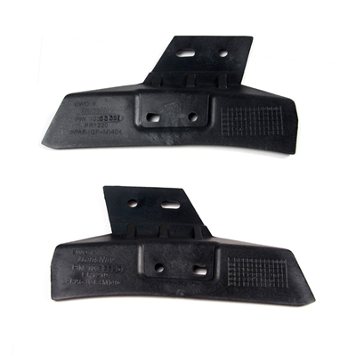 Driver and Passenger Set of  Front Bumper Fascia Outer Supports Factory Part nos. 10353391, 10342053, 10353390, 10342052 - SMC Performance and Auto Parts