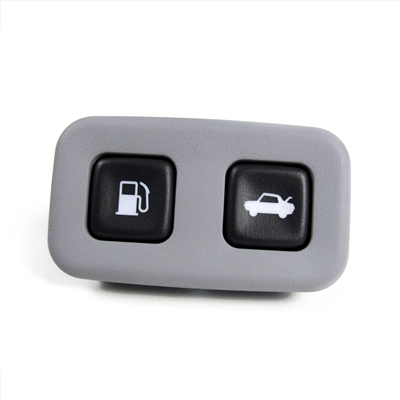 Rear Compartment Lid and Fuel Door Release Switch in Gray (36I) Factory Part no. 10359730 - SMC Performance and Auto Parts