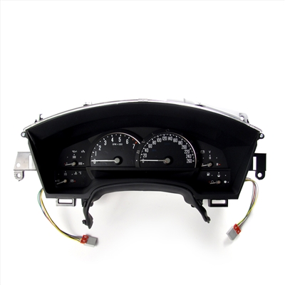 Metric Instrument Panel Gauge Cluster Factory Part no. 10371111 - SMC Performance and Auto Parts