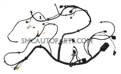 Forward Lamp Wiring Harness, Lighting Harness for a 2004, 2005 Cadillac XLR Export Car with the T90 Option - SMC Performance and Auto Parts