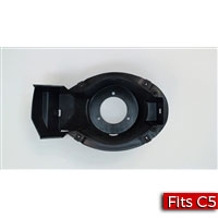 Fuel Tank Filler Housing for a 1997-2004 Chevrolet C5 Corvette - SMC Performance and Auto Parts