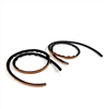 Pair of Hood Side to Fender Seals GM Part nos. 10404247, 10290318 - SMC Performance and Auto Parts