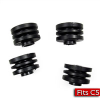 Bumper Insulator Rear Leaf Spring Factory Part no. 10408967, 10262518 - SMC Performance and Auto Parts