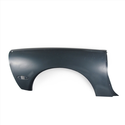 Passenger (RT) Rear Quarter Panel for a 1998-2004 Chevrolet C5 Corvette Convertible - SMC Performance and Auto Parts