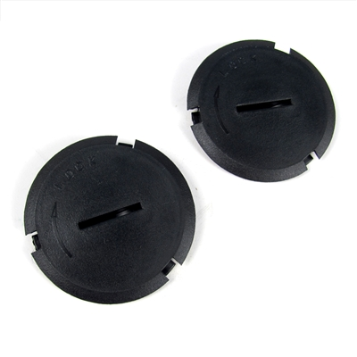 Capsule Headlight Trim Plug Factory Part nos. 10435410, 10417504, 10433272 - SMC Performance and Auto Parts
