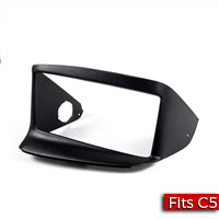 Passenger Side (RH) Headlight Trim Bezel Factory Part no. 10435412 - SMC Performance and Auto Parts