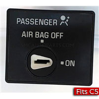 Passenger Airbag, Air Bag Switch - SMC Performance and Auto Parts